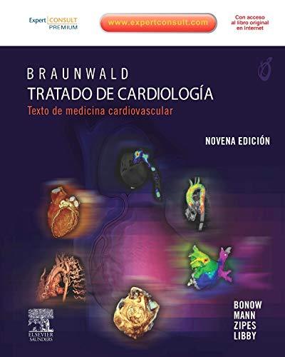 9788480869560: Braunwald, Tratado de Cardiologia, 2 vol. (Spanish Edition)
