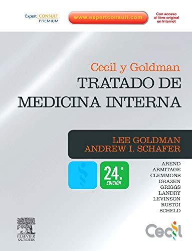 9788480869713: Cecil Y Goldman. Tratado De Medicina Interna - 24ª Edición (+ ExpertConsult)