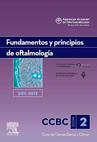 9788480869782: Fundamentos y principios de oftalmología. 2011-2012
