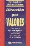 9788480882149: DIRECCION POR VALORES