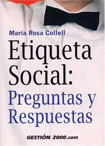 9788480882200: Etiqueta social