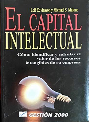 9788480883085: Capital intelectual