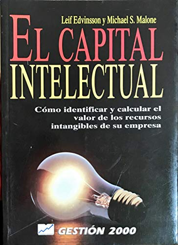 9788480883085: El Capital Intelectual