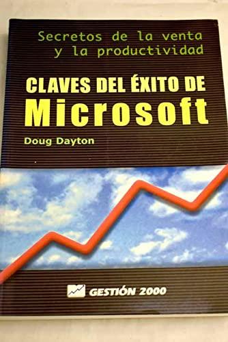9788480883511: Claves del éxito de microsoft