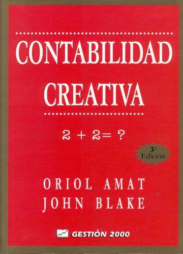 9788480883788: Contabilidad creativa