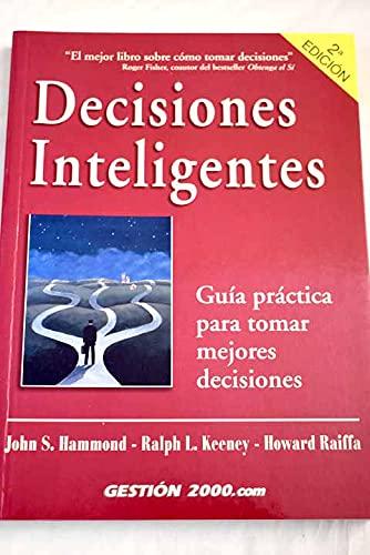9788480883979: Decisiones inteligentes