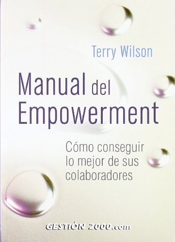9788480884884: Manual del Empowerment (Spanish Edition)