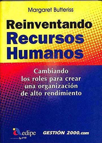 9788480885836: Reinventando recursos humanos