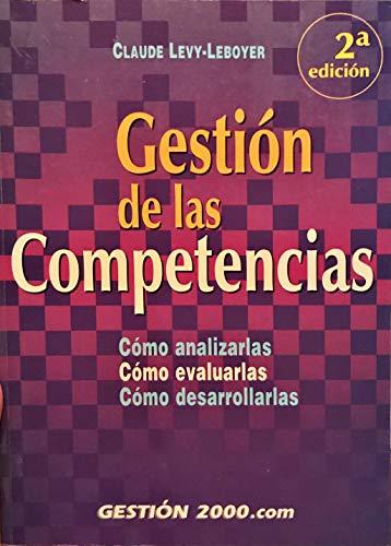 9788480886383: Gestion de las competencias