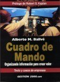 Cuadro De Mando: BALLVE, ALBERTO M.