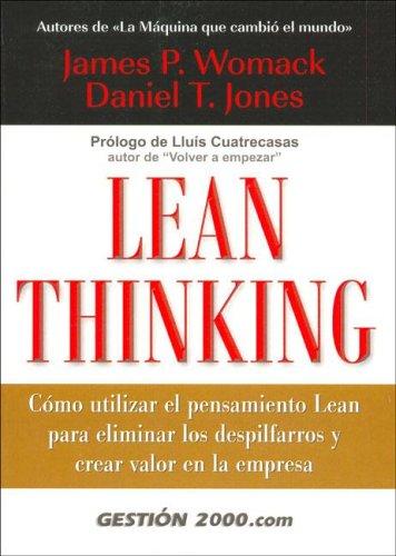 9788480886895: Lean thinking