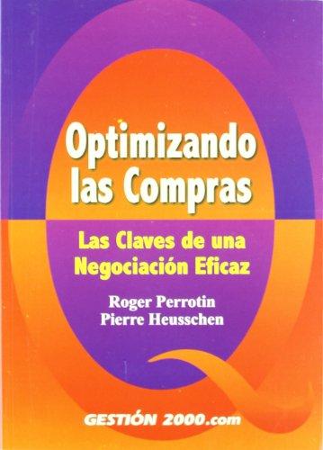 9788480887588: Optimizando Las Compras (Spanish Edition)