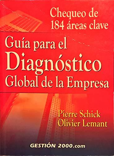 9788480887861: Guia para el diagnostico global de la empresa.