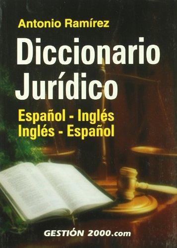 9788480888301: Diccionario Juridico: Espa~nol-Ingles, Ingles-Espa~nol (Spanish Edition)