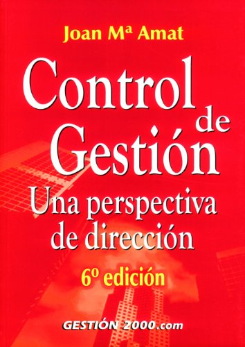 9788480888417: Control de Gestion / Management (Spanish Edition)