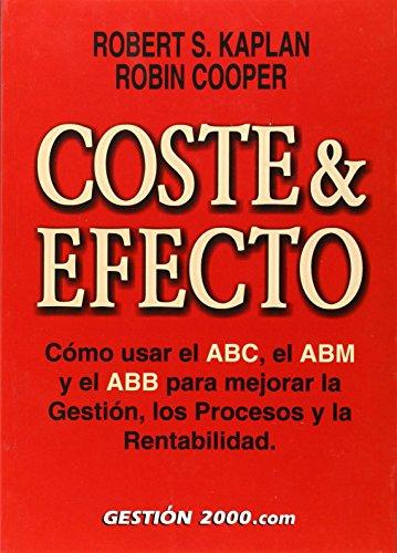 9788480888882: Coste y efecto