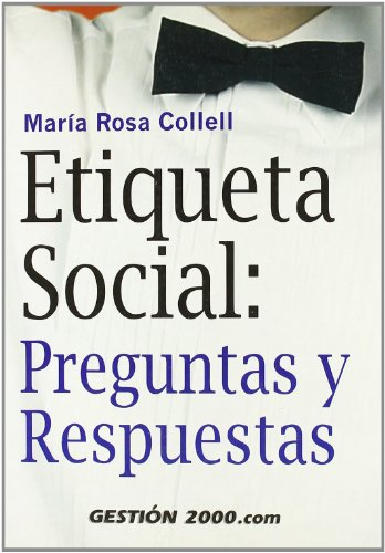 9788480889094: Etiqueta social: Preguntas y respuestas