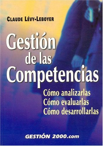 9788480889339: Gestion de Las Competencias (Spanish Edition)