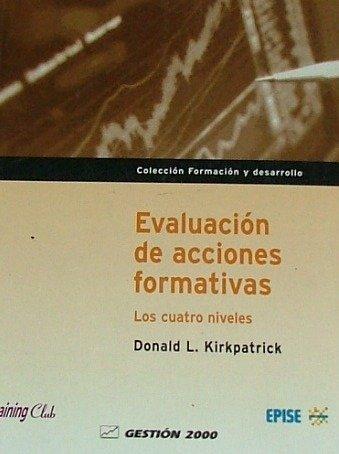 9788480889438: Evaluacion De Acciones Formativas - Los Cuare