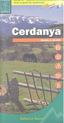 9788480902281: CERDANYA 2006-2007: Català-Castellà-Francès (Guies Alpina)