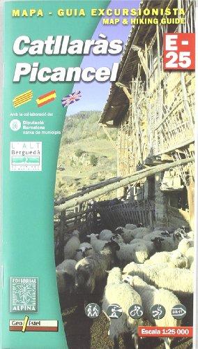 9788480902373 E 25 Catllaras Picancel 1 25 000 Serie E 25 1 25 000 French Edition Abebooks 848090237x
