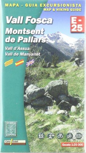 9788480902755: Vall Fosca - Monstsent De Pallars: ALPI.315-E25
