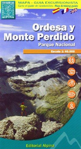 9788480902991: Ordesa y monte perdido (Mapa Y Guia Excursionista)