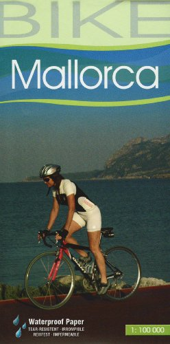 9788480903639: Majorca Bicycle Map: ALPI.F050