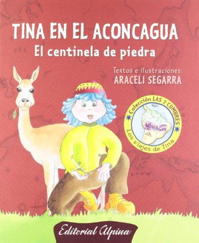 9788480904131: TINA EN EL ACONCAGUA