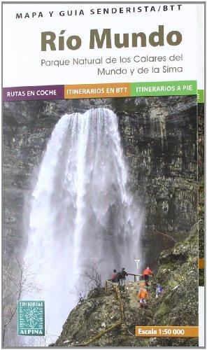 9788480904612: RÍO MUNDO (Mapa Y Guia Excursionista)