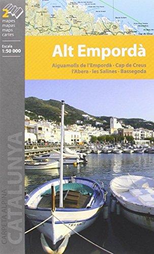 9788480905053: Alt Emporda - Cap de Creus - Salines - Bassegoda: ALPI.006