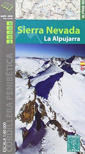 9788480905367: SIERRA NEVADA - LA ALPUJARRA 1/40.000