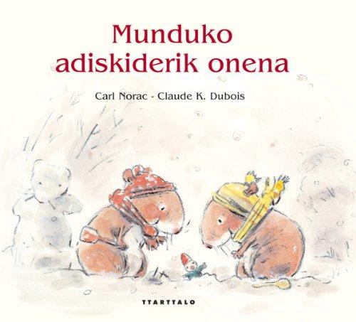 9788480912914: Munduko adiskiderik onena (Album ilustratuak)