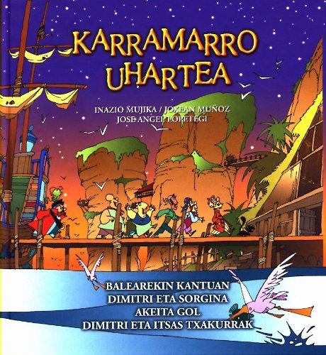 9788480917674: Karramarro Uhartea (kartone) (Irakurgaiak Bilduma)