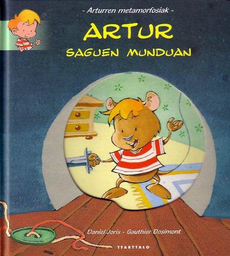 9788480917827: Artur saguen munduan