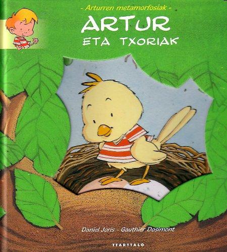 9788480917841: Artur eta txoriak