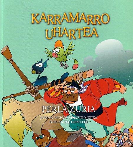 9788480917872: PERLA ZURIA - KARRAMARRO UHARTEA 5