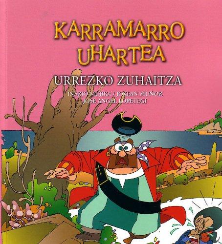 9788480917889: Urrezko zuhaitza (Karramarro uhartea)