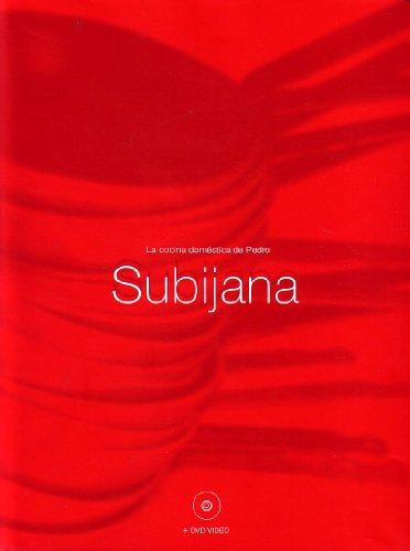 9788480918978: Cocina domestica de Pedro subijana (+DVD) (Cocina / Sukaldaritza)