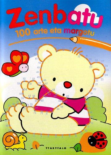 9788480919432: Zenbatu 100 arte eta margotu (Jolas-koadernoak)
