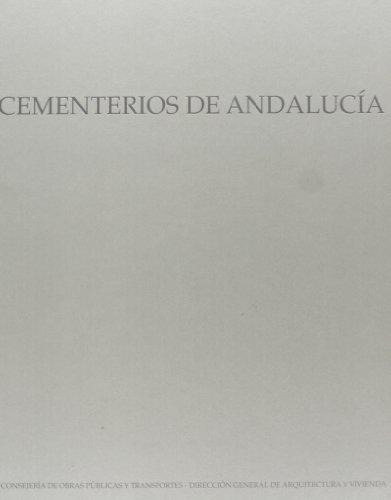 9788480950268: CEMENTERIOS DE ANDALUCIA. Arquitectura y Urbanismo