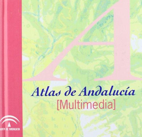 9788480952460: Atlas de Andalucía