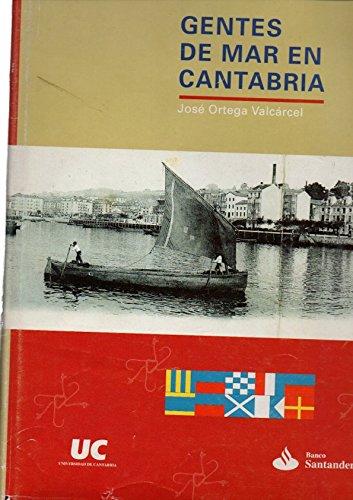 9788481021424: Gentes de mar en Cantabria