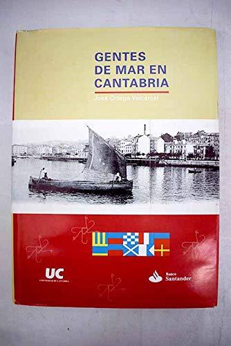 9788481021424: Gentes de mar en Cantabria (Spanish Edition)