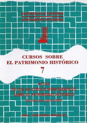 9788481021622: Cursos sobre el Patrimonio Histórico 1 (Historia)
