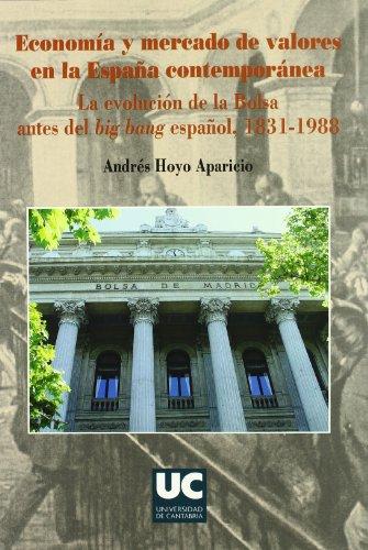 Economia y Mercado de Valores En La: Andres Hoyo Aparicio