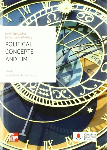 9788481026092: Political concepts and time : new approaches to conceptual history