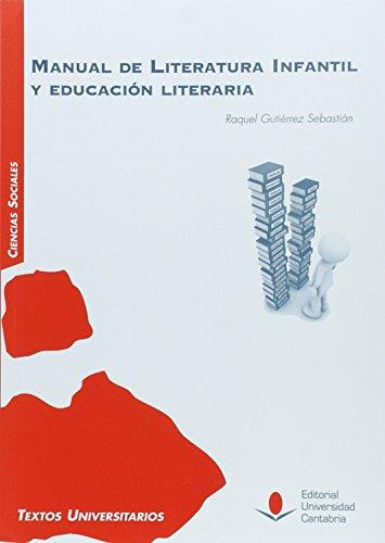 9788481027907: Manual de literatura infantil y educación literaria