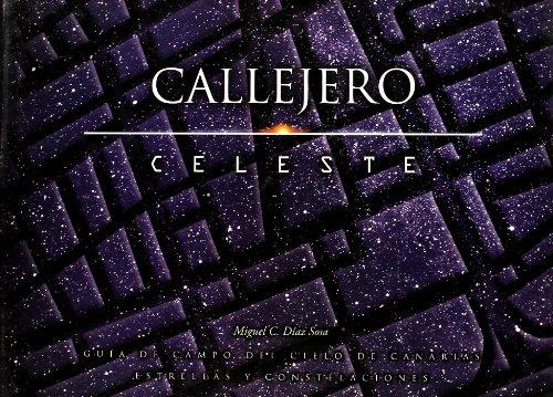 9788481031560: Callejero Celeste