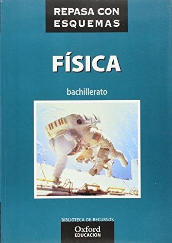 9788481041750: Física Bachillerato Repasa con Esquemas (Repasa Con Ejercicios) - 9788481041750